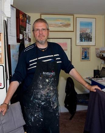 Alastair Riley Artist