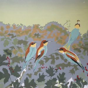 Wydcombe Bee Eaters