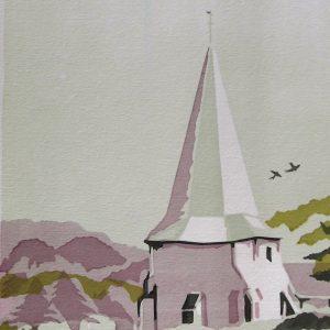 L'église d'Ars