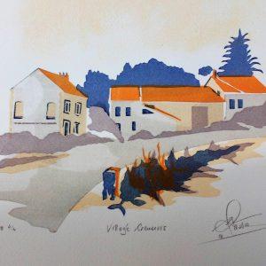 Village Creusois